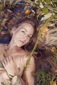 Glitter glamour fotograaf model fotografie